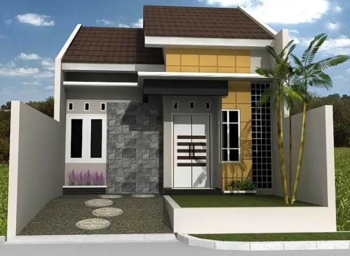 rumah minimalis daerah tropis