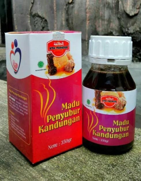 obat penyubur kandungan - Madu Ath Thoifah