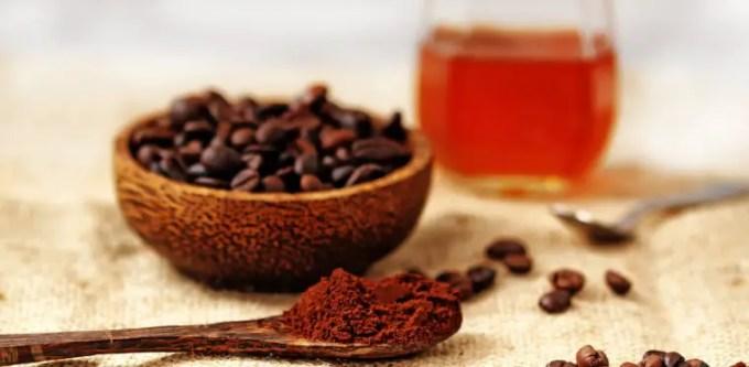 manfaat masker kopi dan madu
