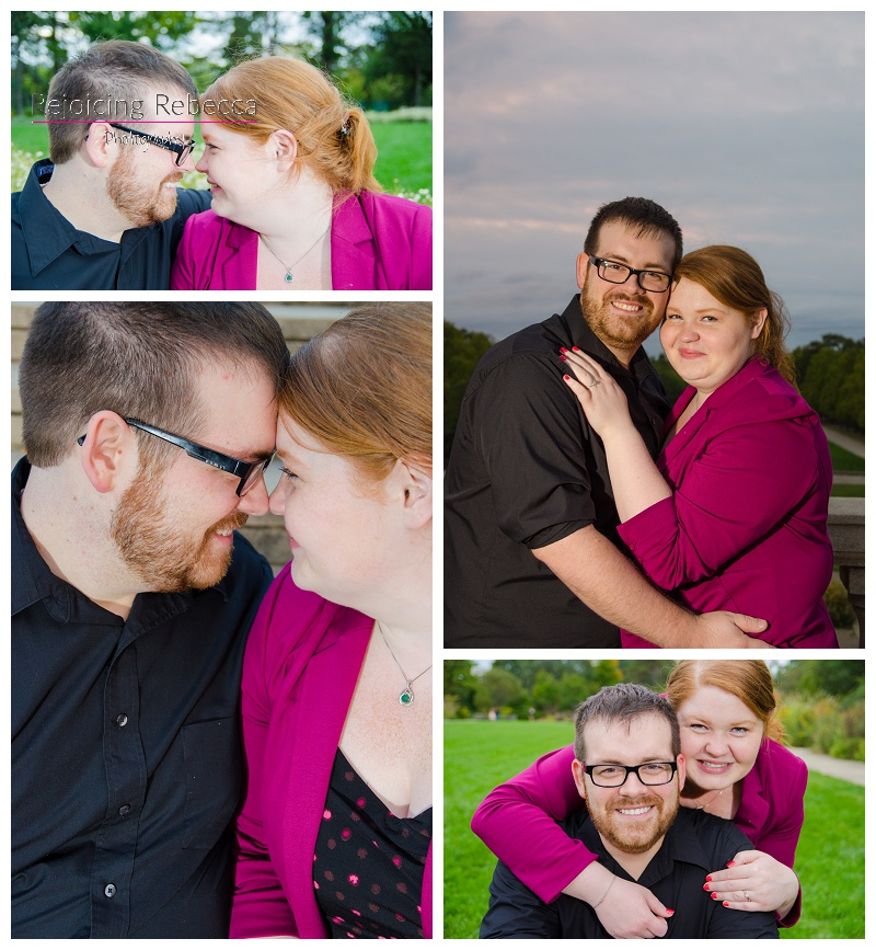 Ault Park Engagement session