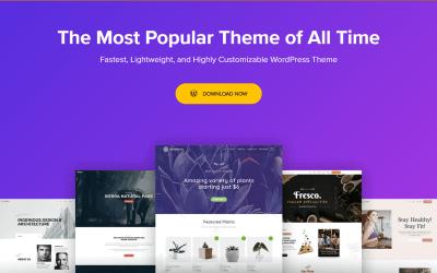 Top 20 WordPress Themes for Portfolio Sites