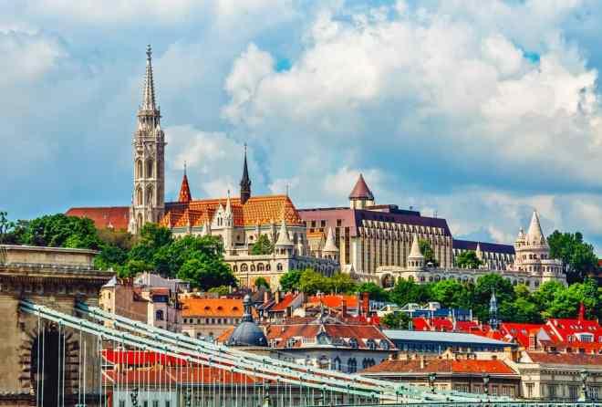 Budapest på 3-stjernet hotel