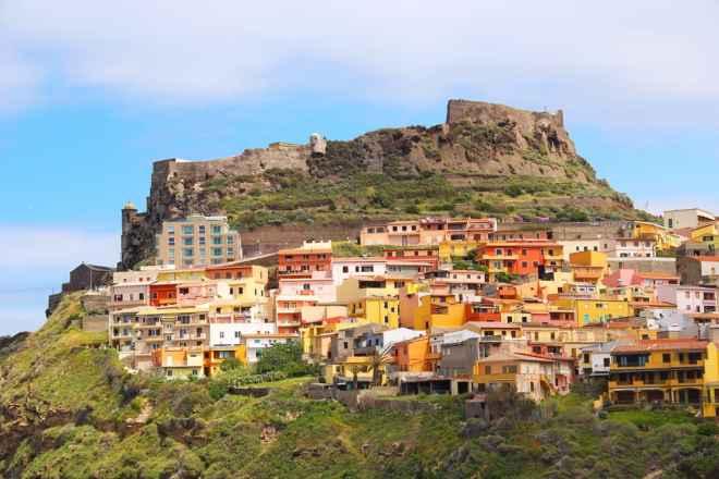 Rundrejse på Sardinien