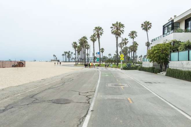 Venice Beach - Californien i USA