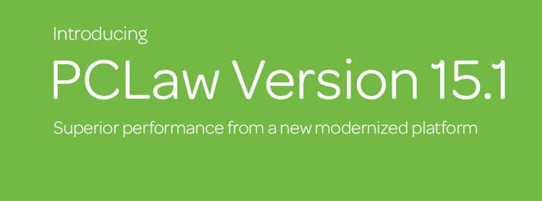 PCLaw 15 Review – What's New?
