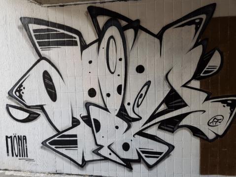 GraffityMona