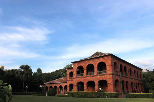 ピーチで台北! 淡水で紅毛城と夕日を見よう!!   れきたびcafe