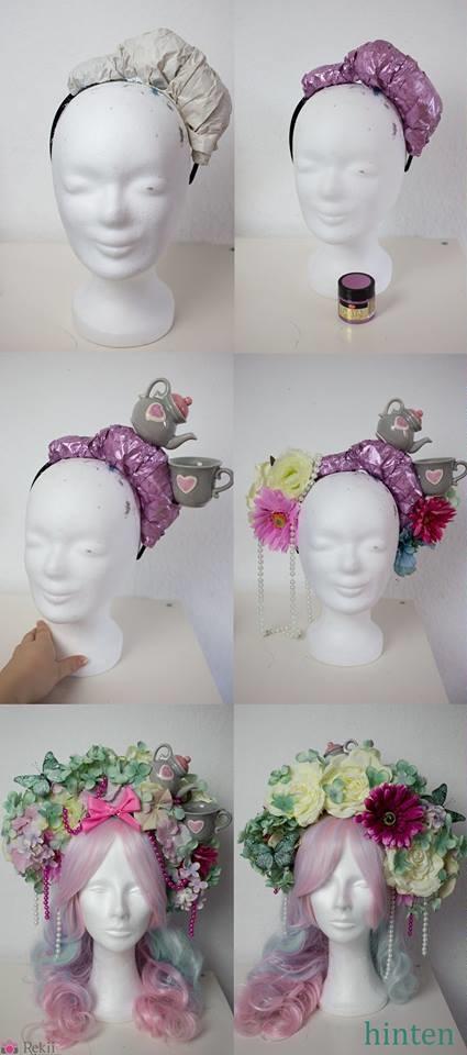 Pastel Wonderland Headdress