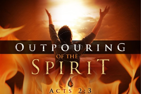 holy spirit anointing
