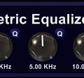 Ronald Passion Digital Parametric Equalizer