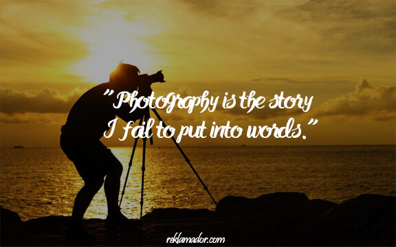 English Collections of Photography Quotes   Reklamador com Photography Quotes English Collections
