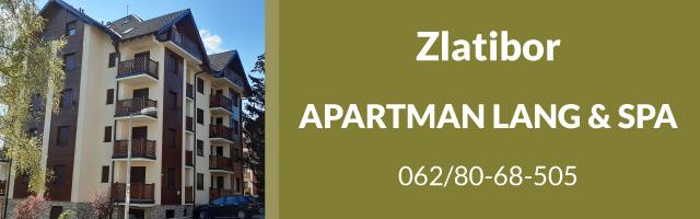 Apartman LANG&SPA