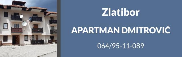 Apartman Dmitrović