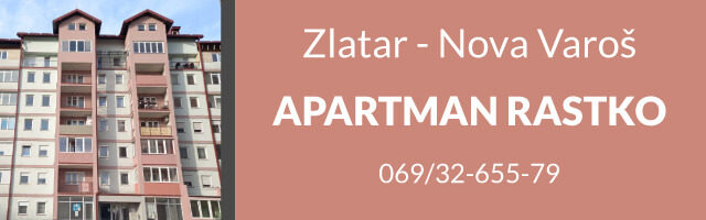 Apartman Rastko Zlatar