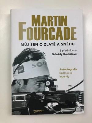 Martin Fourcade - Můj sen o zlatě a sněhu