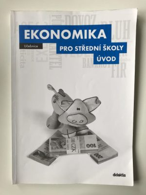 Ekonomika pro SŠ - Úvod (učebnice)