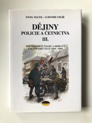 Dějiny policie a četnictva - Díl 3.