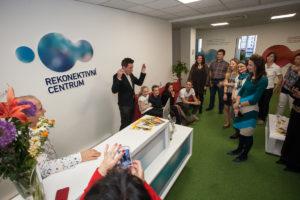 Slavnostní otevření Rekonektivního centra v Praze