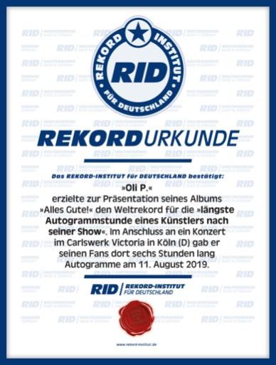 RID-Urkunde-Autogramme_Oli-P_1