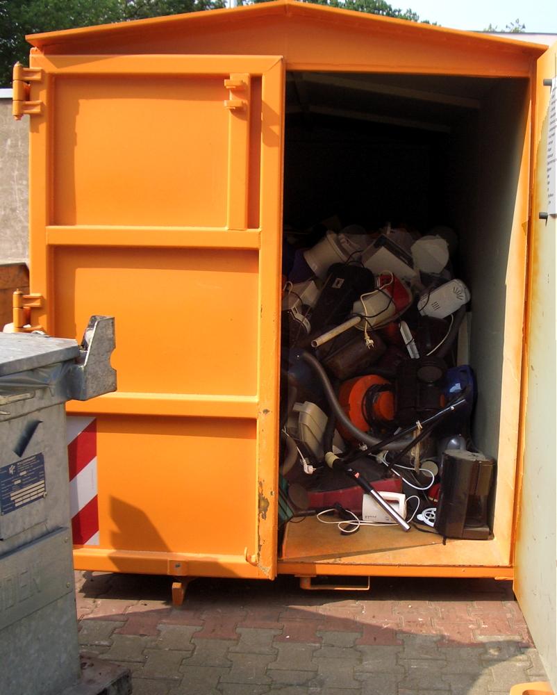 Containerschrott