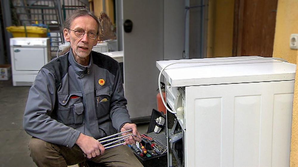Elektrogeräte reparieren und wiederverwenden