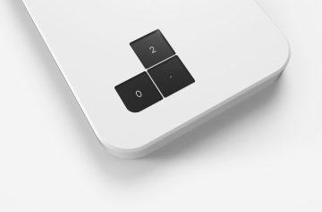 design rekenmachine bedrukken