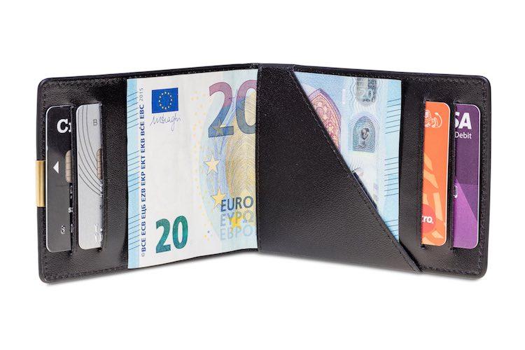 dunste portemonnee ter wereld DUN