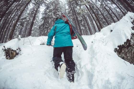 outdoor relatiegeschenken action camera sneeuw
