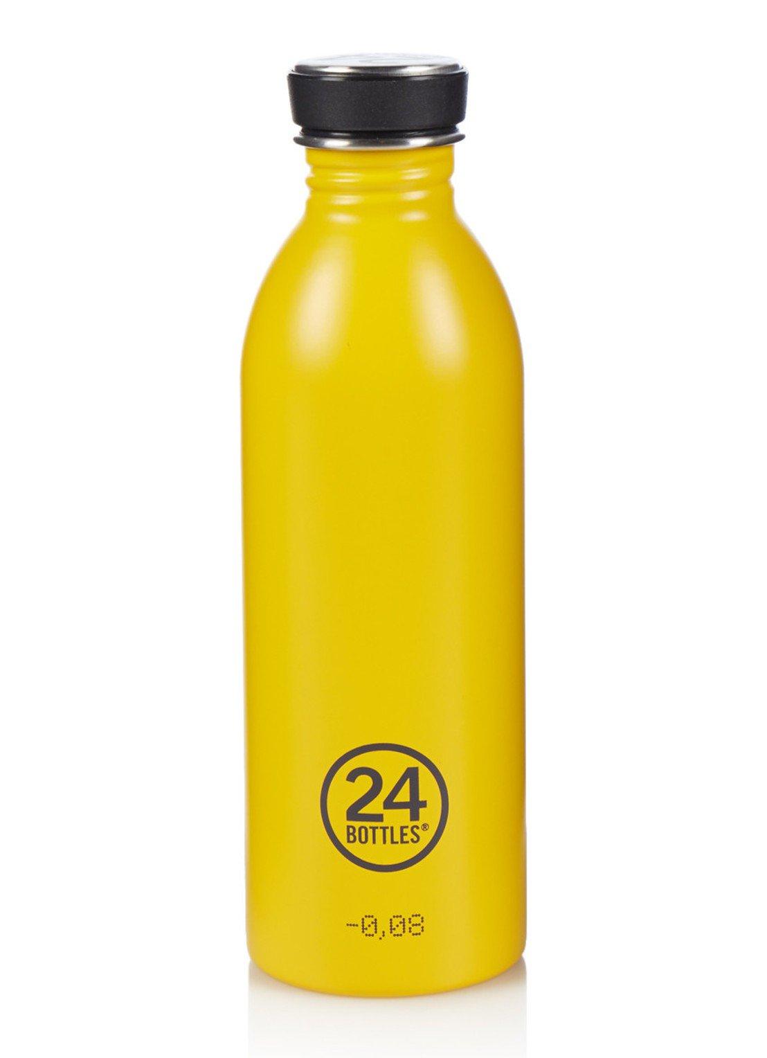 24bottles duurzame waterfless voorbeelden hip relatiegeschenk groen