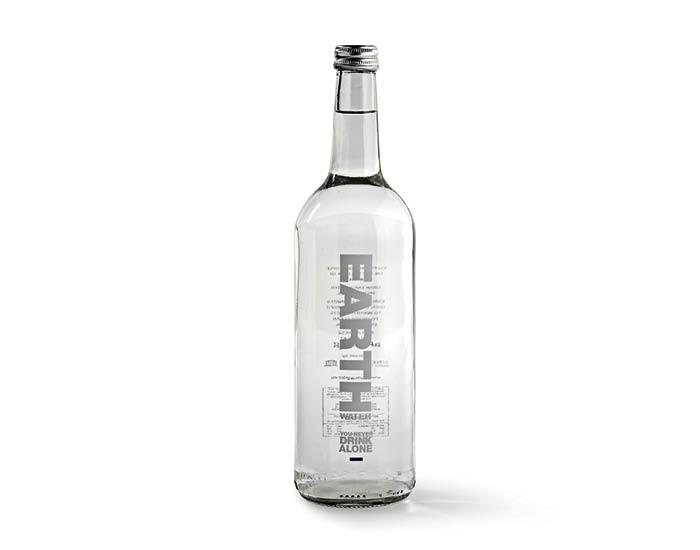 douglas kerstpakket makro earth water glazen fles horeca