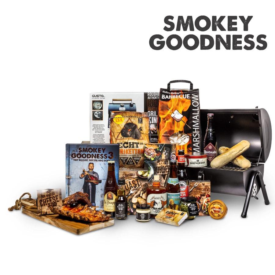 dure kerstpakketten 2018 vergelijken smokey goodness bbq pakket