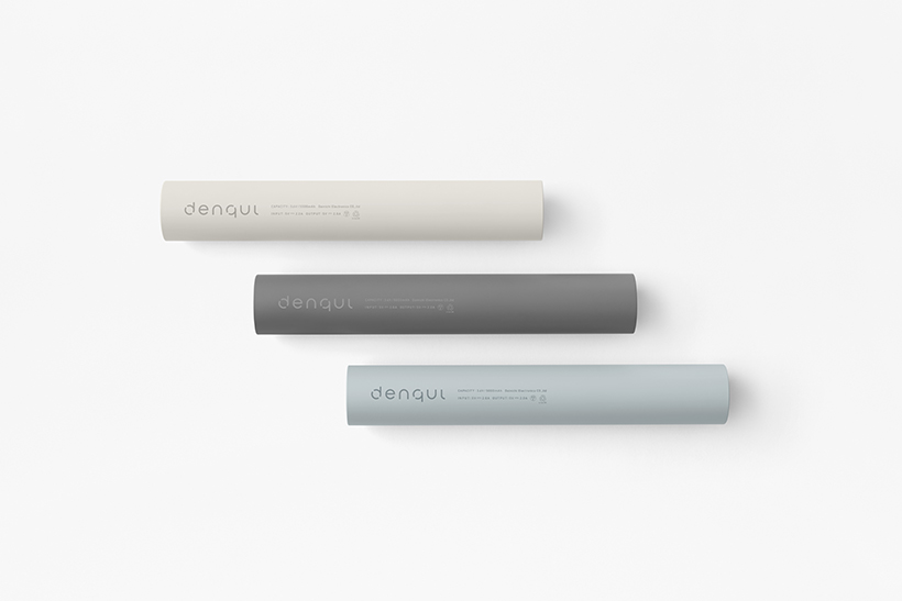 denqul kinetische powerbank japans design relatiegeschenk tip design