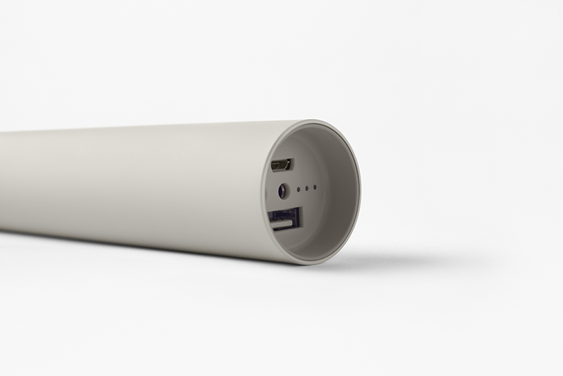 denqul kinetische powerbank oplader japans design relatiegeschenk idee