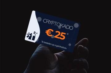 bitcoin cadeaubon cryptokado kadokaart relatiegeschenk idee