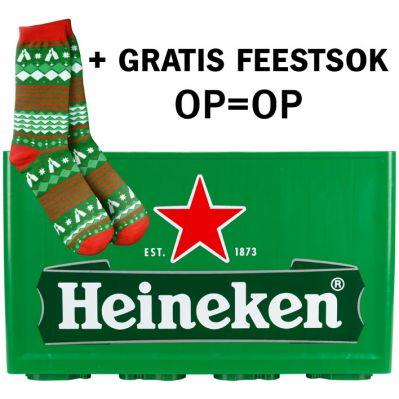 heineken kerstsokken 2018 feestsokken premium