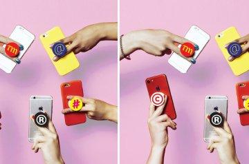 popsockets bedrukken telefoon gadget relatiegeschenk hip