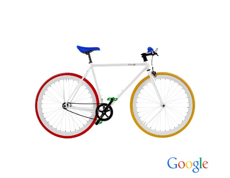 promotionele fiets google fietsen bedrukken stijlvol