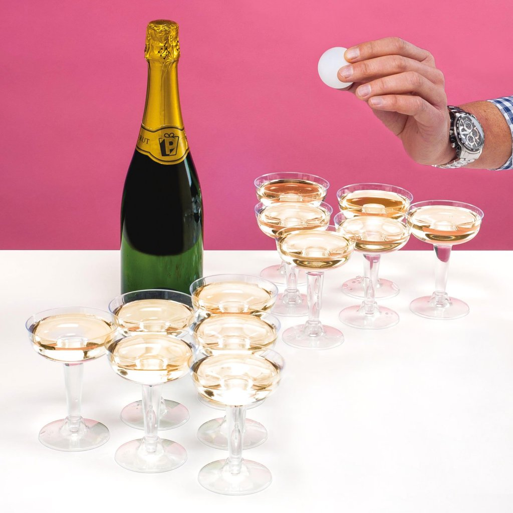 champagne klant bedanken