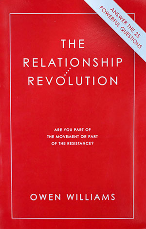 Book Cover: The Relationship Revolution