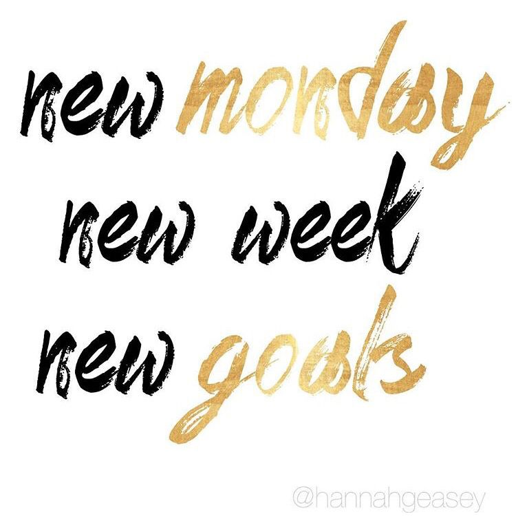 Monday New Week Messages, Quotes & Prayers