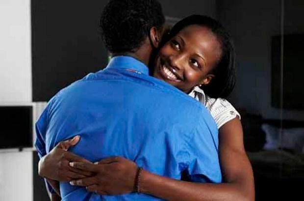 african-american-couple-hugging