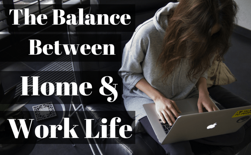 How to Balance Work & Home Life Relationship Helpers Vincent & Laura Ketchie discuss the struggles of balancing life and how to make it work for you.