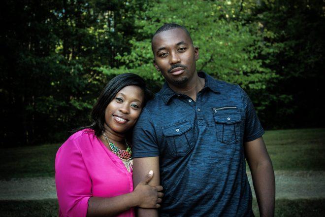 Willie and Rachel Scott, founders of Better Than Blended