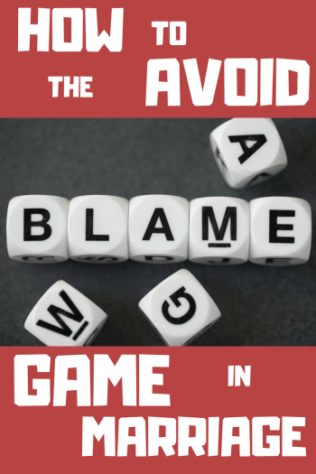 When something goes wrong with the communication in marriage, we tend to blame the other person. We feel that we should be understood correctly. We believe that we have done all we could to express ourselves appropriately. Unfortunately, many times we are wrong. We don't see our responsibility in the communication breakdown. In this episode, Vincent and Laura discuss how to avoid the blame game.