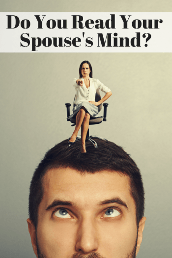 """The basis for every plot on the sitcom Three's Company was an assumption that had gone wrong. Misconstrued assumptions are funny on a TV show, but they can be toxic in a marriage. In this episode, Vincent and Laura discuss how we """"mind-read"""" our spouses and get it very wrong."""
