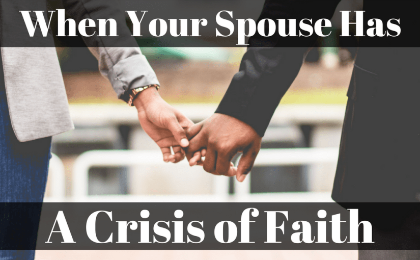 Crisis tests the mettle of marriage. If the spiritual foundation is weak, then the relationship is likely to falter. Many spouses struggle when they feel that their significant other is drifting away from their faith. In today's episode our guest Melissa Gendreau provides guidance on how to cope with spiritual imbalance in marriage. She gives helpful tips on how to be a praying spouse and how to help the wayward spouse.