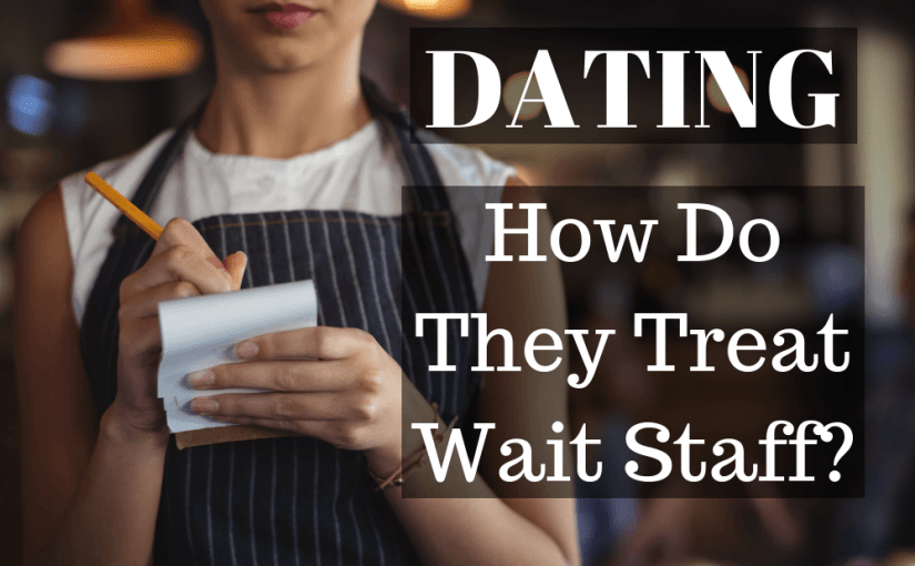 "This is the 3rd episode in the 8 part series, ""8 Warning Signs You Might Need To Break-Up."" Vincent and Laura discuss how the behavior your partner has toward wait staff may determine their future behavior toward you."