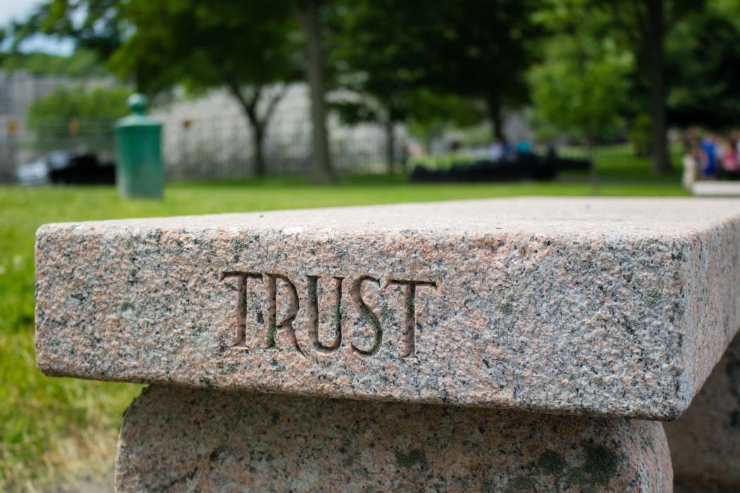 HOW TO MEND BROKEN TRUST