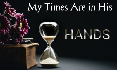my times are in his hand