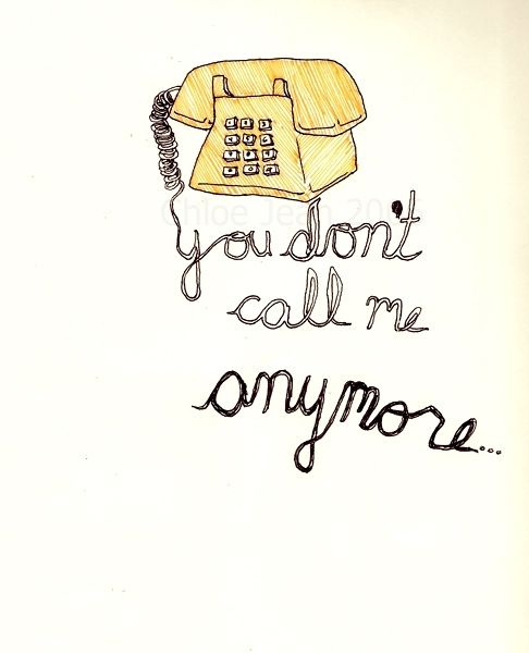 they dont call u